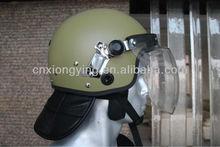 anti-riot helmets for police work FBK-5