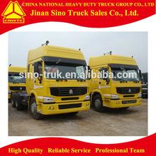 2014 SINOTRUK 6x4 371HP tractor truck, tractor head, big loading capacity tractor