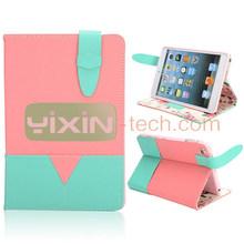 For ipad mini 2 cases leather ,for ipad mini 2,Unique for ipad mini 2 stand case