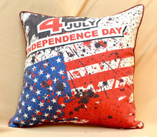 Brand New Luxury Modern Color Cotton Cushion Cover / Pillow case