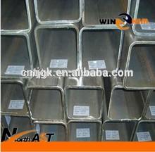 Black Square Steel pipe with ASTM DIN JIS Standard