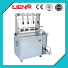Stainless Steel Four Heads Semi-auto Liquid Filling Machine