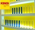 Novo produto de taiwan fez- king's plástico pet 3,4,5 galão garrafa de água frascos de de plastico