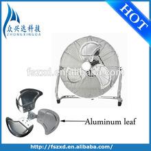 China Foshan manufacture 16inch charging pedestal fan