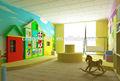 Jardim escola móveis/decoração de sala de aula/equipamentos/luminárias para o jardim de infância em sala de aula