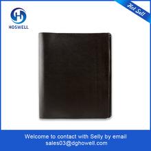 Good Quality Wholesale Notebooks Advertising Leather Portfolio. organizer bag, planner, desk organizer