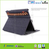 Western cowboy leather case for the new ipad,for ipad case leather