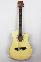 Best selling Huizhou high qualtiy guitar factory , guitar wholesale and sakura guitars G-Q36A