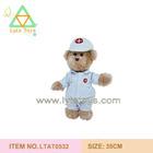 2014 Cute Plush Teddy Bear Nurse Toys