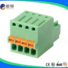 High Quality PCB Pluggable Terminal Connector 2.5mm