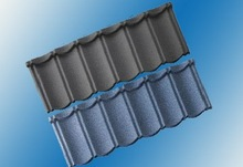 Sand Coverd Metal Roof Panel/metal building material price/stone coated steel roofing tile