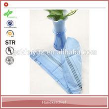 Gentleman Men's Cotton Handkerchiefs