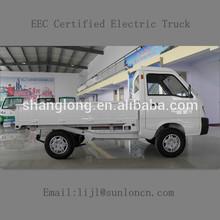 China EEC Certified Electric Mini Truck