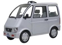 China mini van / electric car for 4-5 passengers