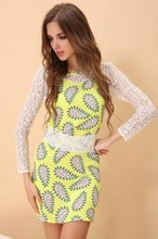 Z50612A NEWEST AMERICAN FASHION PROMOTIONAL LADY DRESSES