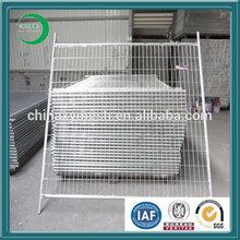 manufacture folding metal dog fence
