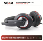 Super Bass Stereo Computer Headphone with Microphone and Volum Control