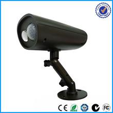 modern wall lamp Motion Sensing solar power outdoor LED Wall Light