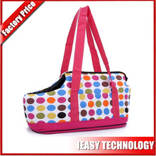 Fashion pet shoulder bag for shopping and promotiom,good quality fast delivery