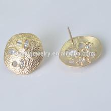 gold ear tops designs