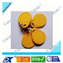 RFID /NFC key fob/key chain/key ring proximity smart tag door locks