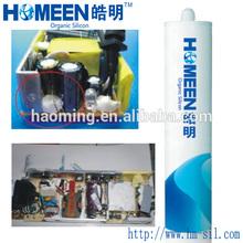 electric conductive adhesive ,conductive adhesive Thermal conductive flame retardant silicone sealant HM-40