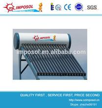 calentador solar de agua precio , solar water heater with Solar keymark