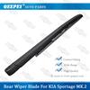 Rear windscreen wiper blade for kia sportage accessories