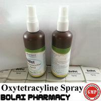 Oxytetracycline Spray sun pharmaceutical products