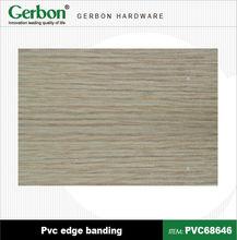 Gerbon attractive special furniture decorative pvc edge bands