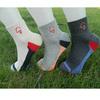 mens 100% cotton sport socks boys white nude sport
