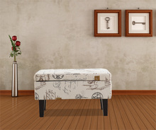 hot sale in USA living room furniture bench