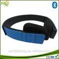 Pequeño 2014 fodable auriculares bluetooth lindo, inalámbrica bluetooth auriculares plegable