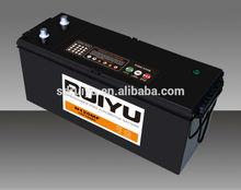 Export High quality 12V N120 SMF Sealed maintenance free lead acid car battery