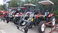 Certificado do ce! Alta qualidade yto/foton/dq/john deere/kubota engrenagem fazenda/jardim compact trator de roda