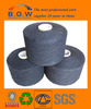 65/35 70/30 recycle cotton yarn for machine for knitting and weaving ,cotton fabric yarn