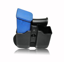 Comfortability and Easy Concealment Full Auto Glock Belt Magazine Pouch