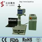 Good quality name tag laser marking machine