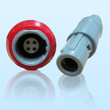 PAG-1P-303-GLAD mini Test & measurement plastic 1P 4P Faster Inline connector for Wiring Harness