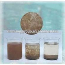 Coal washery wastewater treatment polyacrylamide