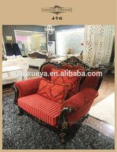 2014 antique furniture luxury living room royal classic fabric sofa