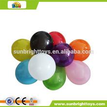 Christmas Decorations Inflatable colorful latex ballons