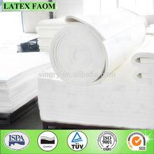 large mattress material low price latex foam