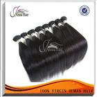 Raw material virginia remy hair