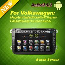 Car GPS Navigation for Volkswagen Skoda Octavia Touran Tiguan
