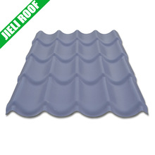 Color lasting purple roof tiles price
