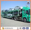 Chengda Folding Hydraulic Car trailer for sale