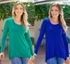 ladies woolen tunics women plus size european USA woolen tunics