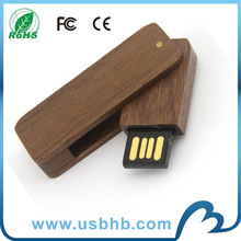 Shenzhen customized wooden flash drive usb drive flash print your logo
