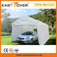 Galvanized steel wood frame tent